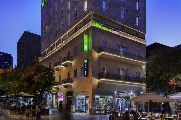 בית מלון איביס סטיילס ירושלים
