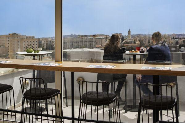 отель Ибис Стайлс Иерусалим и Иудея
