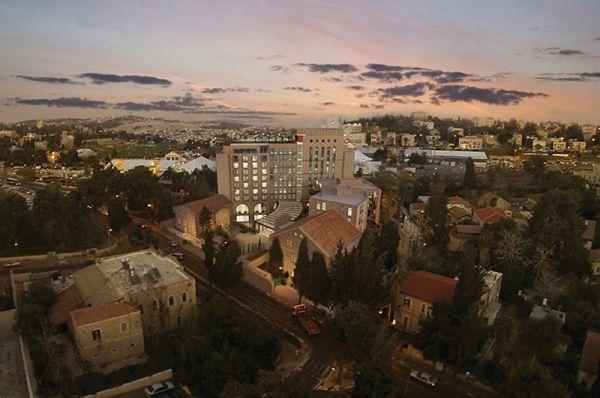 בית מלון ישרוטל אוריינט ירושלים