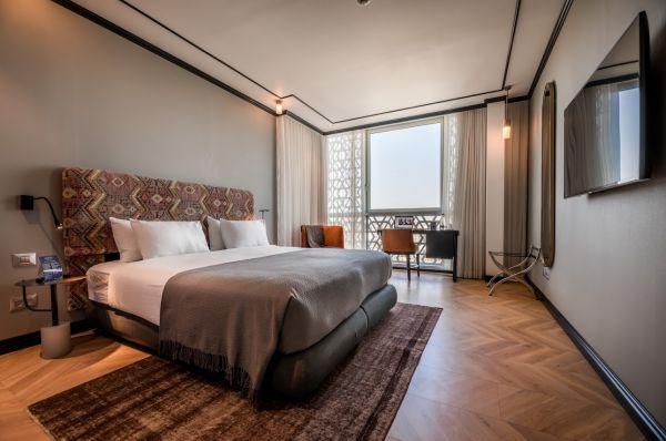 בית מלון בת שבע ירושלים