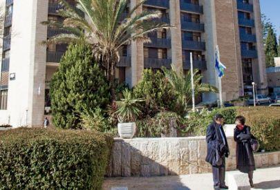в Иерусалим и Иудея Jerusalem Gardens