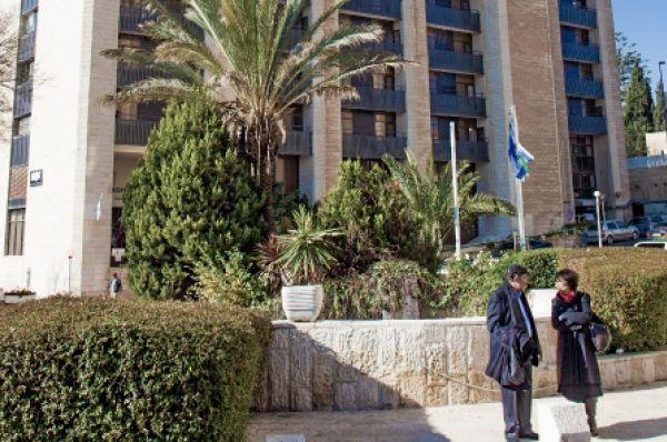 בית מלון גני ירושלים ב ירושלים