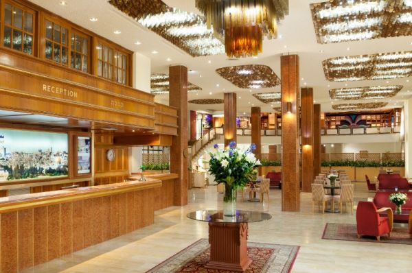בית מלון שערי ירושלים ירושלים
