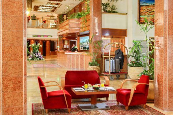 בית מלון שערי ירושלים בירושלים