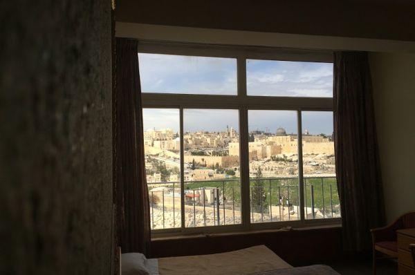 гостиница Джерусалем Панорама Иерусалим и Иудея