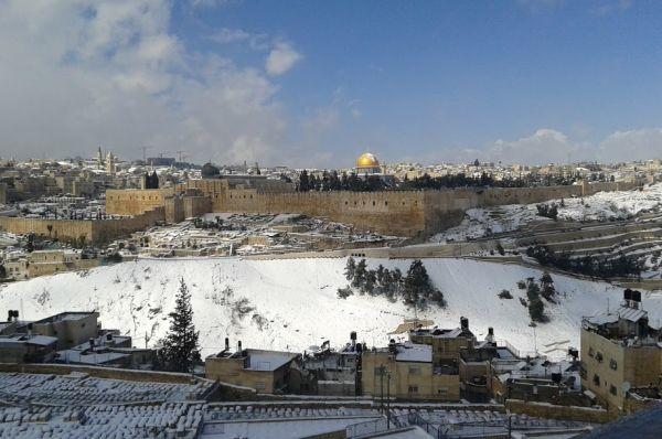 малон  Джерусалем Панорама Иерусалим и Иудея