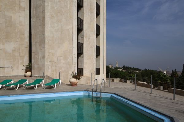 בית מלון ירושלים המלך שלמה