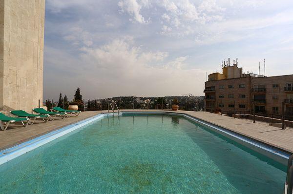 בית מלון המלך שלמה ב ירושלים