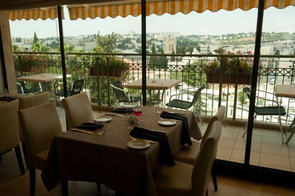 בית מלון לגסי ב ירושלים