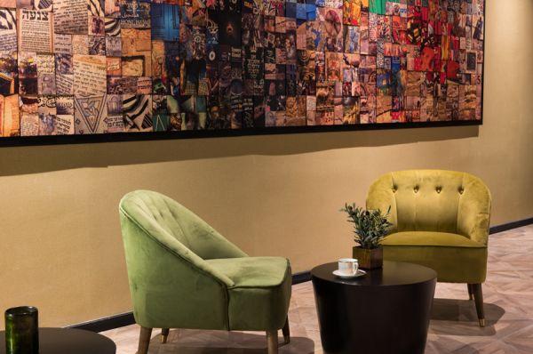 לאונרדו בוטיק מלון בוטיק ירושלים