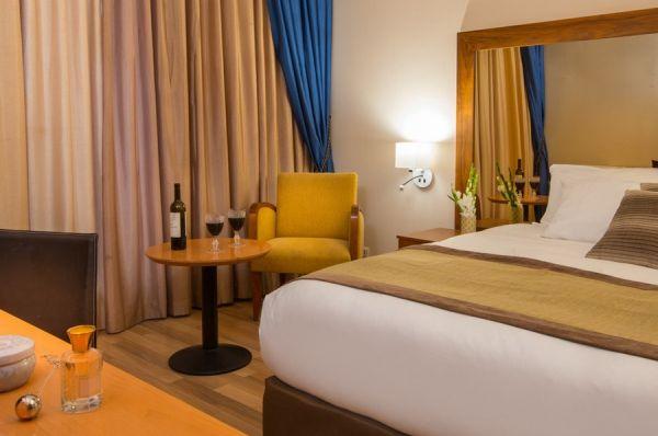 בית מלון לאונרדו ב ירושלים