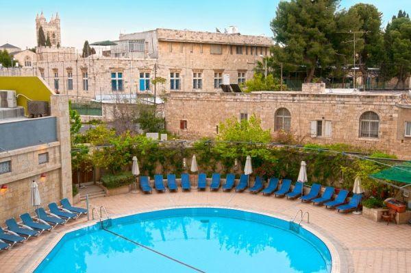 гостиница Леонардо Иерусалим и Иудея