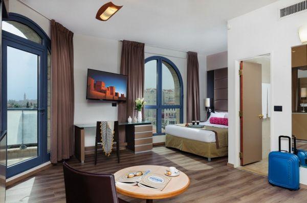 отель в  Иерусалим и Иудея Леонардо - Номер Family