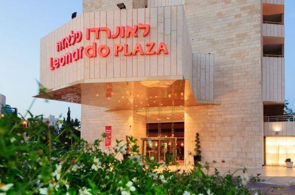 ב ירושלים לאונרדו פלאזה