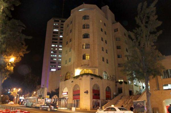 בית מלון לב ירושלים ב ירושלים