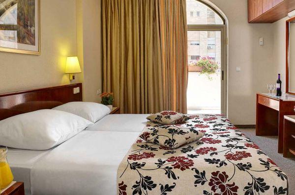 בית מלון לב ירושלים - סוויטה 2 חדרים