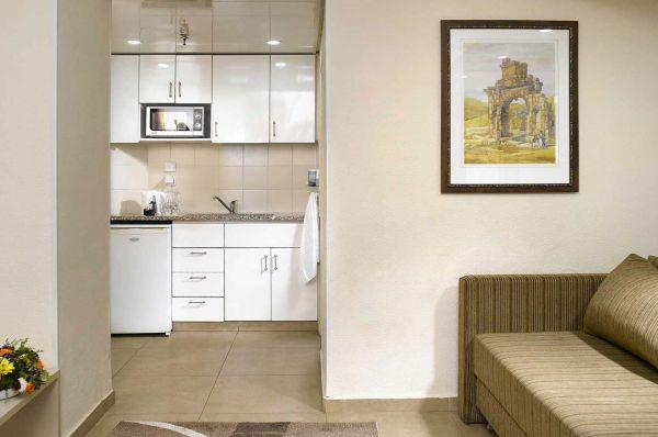 בית מלון לב ירושלים ירושלים - סוויטה 2 חדרים