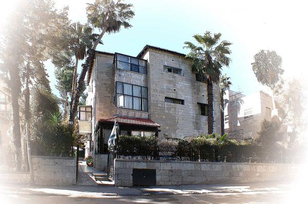 בית מלון בית קטן ברחביה בירושלים