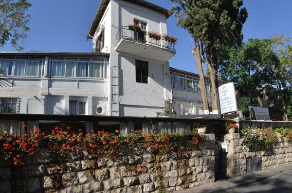 בית קטן במושבה ירושלים