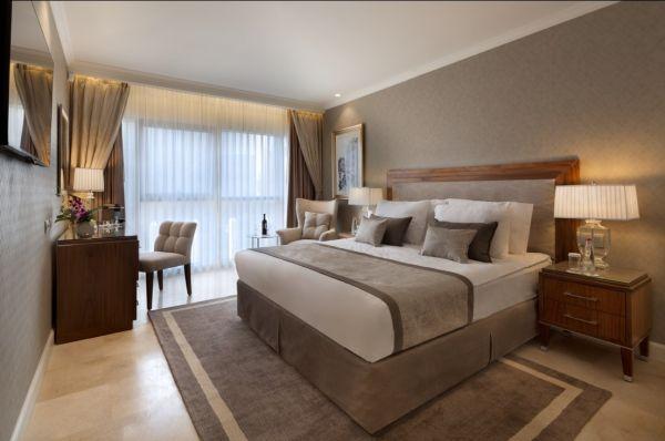 בית מלון יוקרתי הרברט סמואל בירושלים