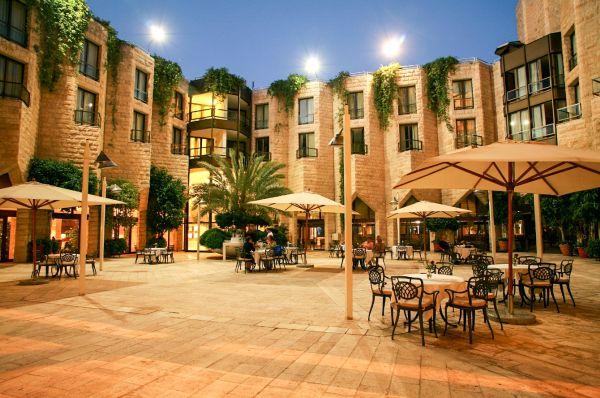 Отель делюкс Инбаль в Иерусалим и Иудея