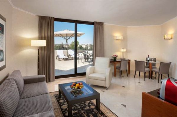 בית מלון דלוקס ענבל ירושלים