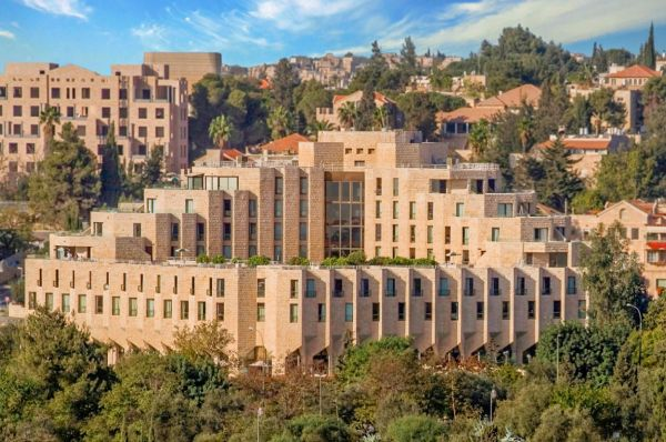 מלון יוקרה ענבל ירושלים