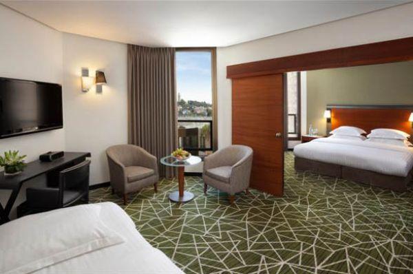 מלון 5 כוכבים ענבל בירושלים