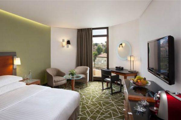 בית מלון יוקרתי ענבל ירושלים