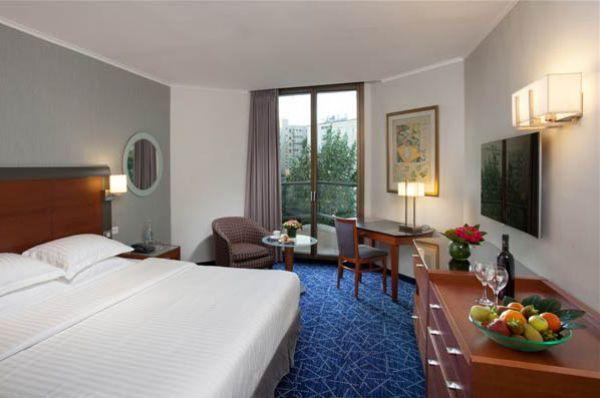 люкс отель Инбаль - супирио