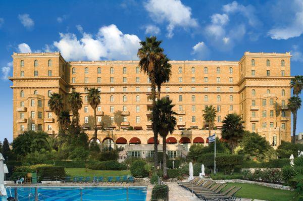 люкс отель Кинг Давид в  Иерусалим и Иудея