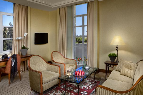 люкс отель Кинг Давид