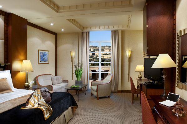 Люкс отель  5 звезд  Кинг Давид в  Иерусалим и Иудея
