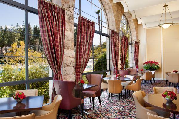 מלון דה לוקס המלך דוד ירושלים