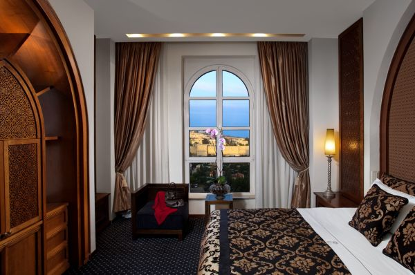 Отель делюкс Кинг Давид в Иерусалим и Иудея