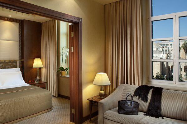מלון דלוקס המלך דוד