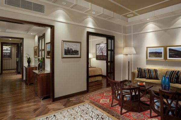 отель люкс  Кинг Давид