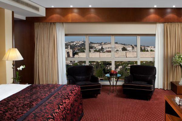 בית מלון דלוקס המלך דוד ירושלים