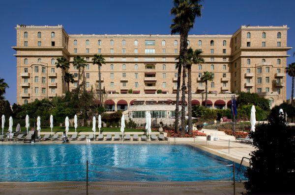 отель люкс Кинг Давид 5 звезд Иерусалим и Иудея