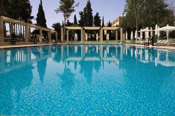 люкс отель  Кинг Давид Иерусалим и Иудея