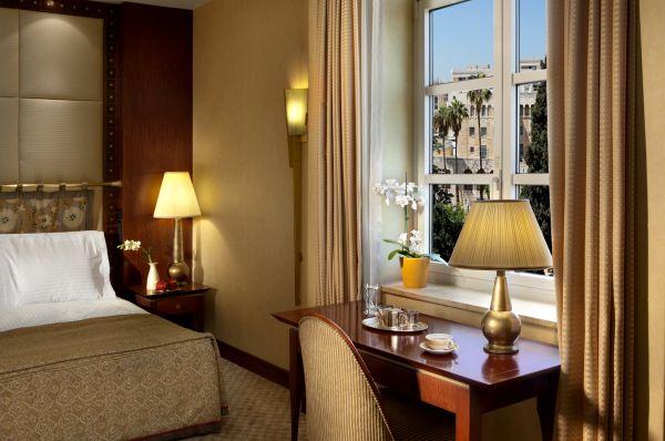 отель люкс  Кинг Давид - Комната Иерусалим
