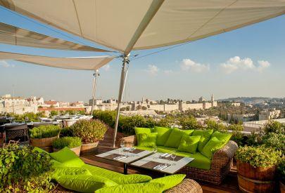 מלון יוקרה ממילא ירושלים