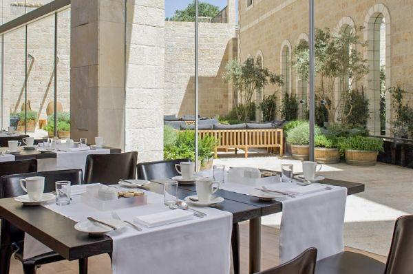 מלון 5 כוכבים ממילא ירושלים