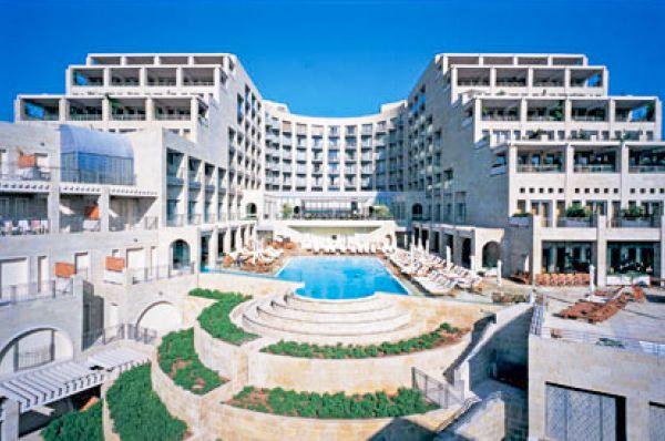 מלון יוקרה מצודת דוד