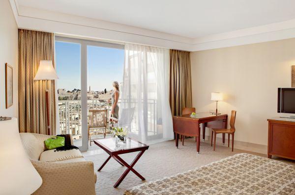 מלון יוקרתי מצודת דוד בירושלים