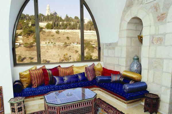 Маунт Цион Иерусалим и Иудея