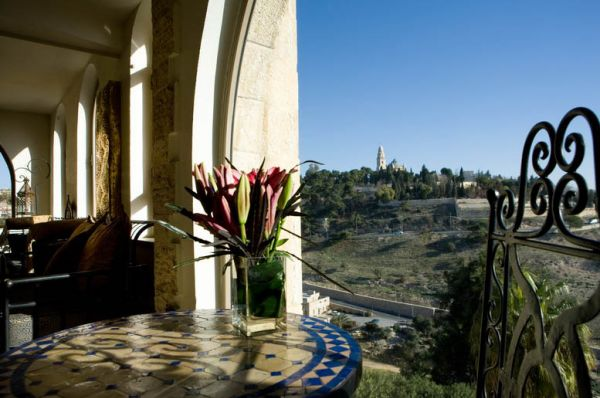 гостиница Маунт Цион Иерусалим и Иудея