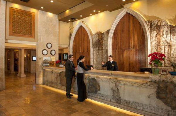 отель в  Иерусалим и Иудея Олив Три