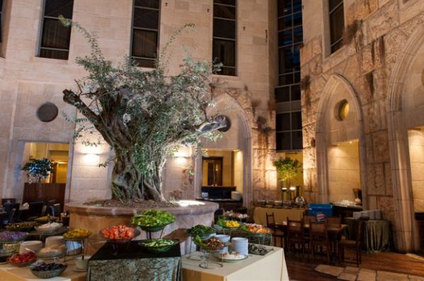 בית מלון עץ הזית ב ירושלים