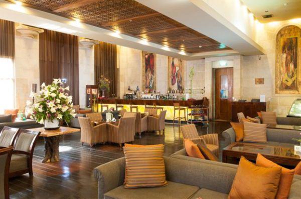 בית מלון עץ הזית בירושלים